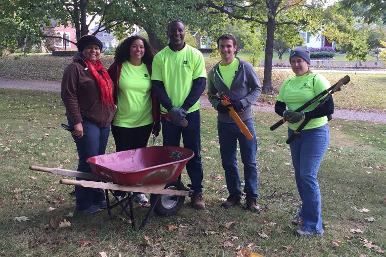 Shrewsberry proudly supports Indy DO Day. Indy DO Day consists of several days when the people of Indianapolis get to know their neighbors, take ownership of their neighborhoods and take care of one another.