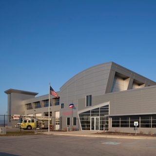 IND Fire Station
