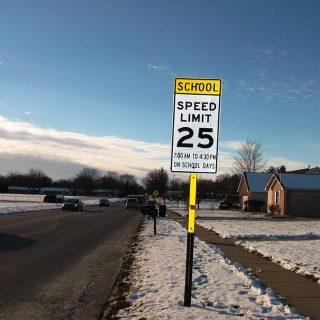 Town of Brownsburg Sign Modernization