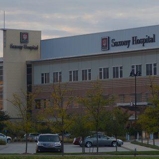 IU Health Saxony Hospital