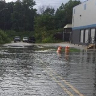 Lawrence Trades District Drainage Improvements