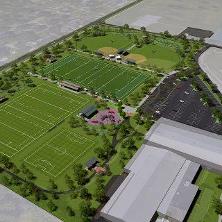 McMillen Park Athletic Fields Master Plan