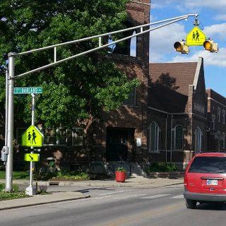 Indianapolis School Zone Flashers