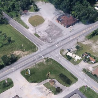 US 6 & Meridian Road Intersection Improvement