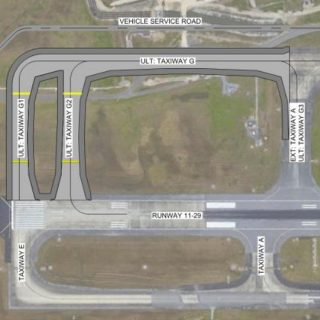 MSY Taxiway G Extension
