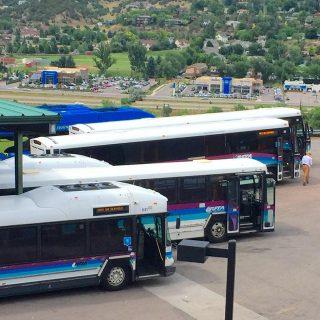 RFTA Regional Transit Center