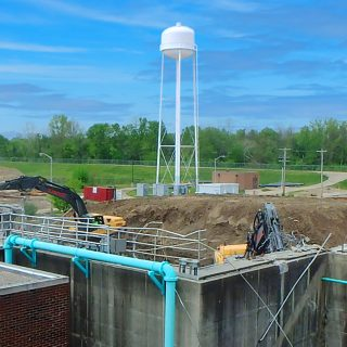 Southport Wastewater Treatment Plant Upgrade